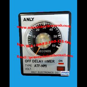 Dari Tipe ATF-NF2 Timer ANLY  0