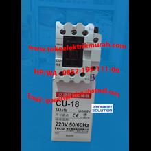 TECO Kontaktor Tipe CU-18 35A