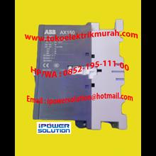 ABB Tipe AX150-30 190A Kontaktor Magnetik