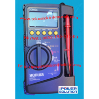 Digital Multimeter  Tipe CD800a Sanwa