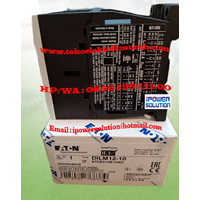 Distributor Kontaktor MagnetikTipe DILM 12-10 12A Eaton 3