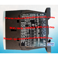 Tipe DILM 12-10 12A Kontaktor Magnetik Eaton