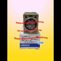 Jual Timer Tipe H3Y-2 Omron 2