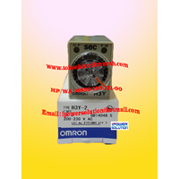 Distributor  Omron Tipe H3Y-2 Timer 3