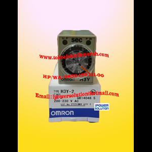 Omron Timer Tipe H3Y-2
