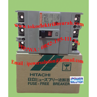 Jual  Tipe S-225SB 150A Hitachi MCCB  2
