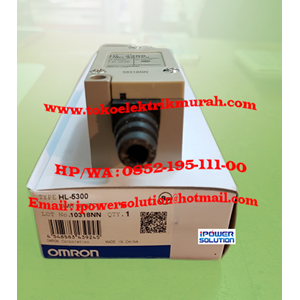 Limit Switch Omron Tipe HL 5300