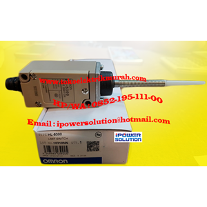 Tipe HL 5300 Limit Switch Omron