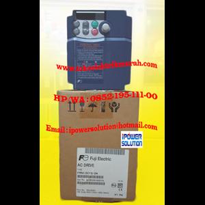 Inverter Fuji Electric Tipe FRN1.5C1S-2A