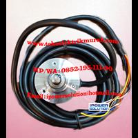 Tipe E40S6-1024-6-L-5 Rotary Encoder Autonics