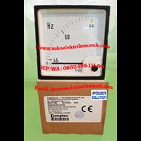 Tipe E24441SGRYAGAG Hz meter Crompton  1