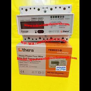 Tipe TEM021-D05F3 KWH Meter Digital THERA