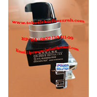Distributor Hanyoung Tipe CR-253-3 Selector Switch  3
