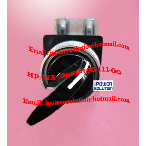 Hanyoung Tipe CR-253-3 Selector Switch