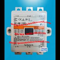 Kontaktor MAgnetik Fuji Electric Tipe SC-N6 Murah 5