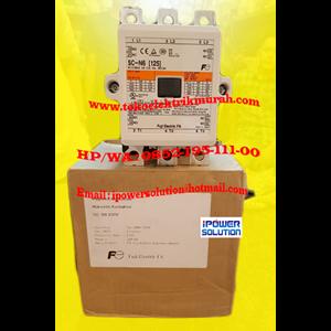 Kontaktor MAgnetik Fuji Electric Tipe SC-N6