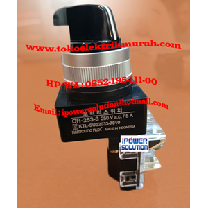 From Hanyoung CR-253-3 Selector Switch  2