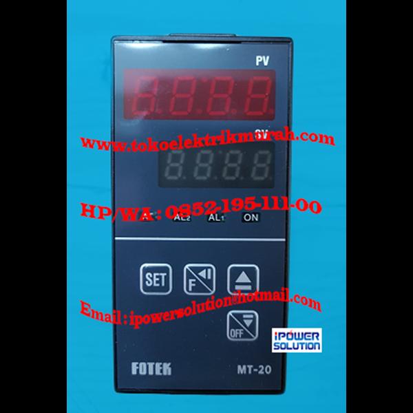 MT20-V Temperature Controller FOTEK