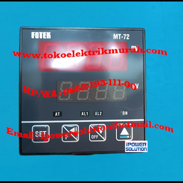 Fotek MT72-R  Temperature Controller