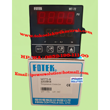 Fotek Temperature Controller MT72-R