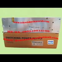 WELT Power Supply S-500-24