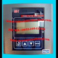 Power Factor Controller ESTA MSC-06n