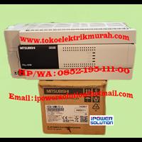 Jual PLC  FX3U-64MR/ES-A Mitsubishi 2
