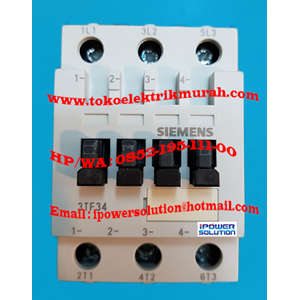 Contactor Magnetic 3TF34 00-0XB0 Siemens