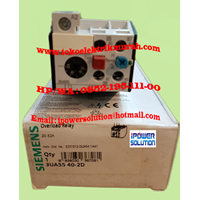 Siemens Thermal Overload Relay 3UA55 40-2D