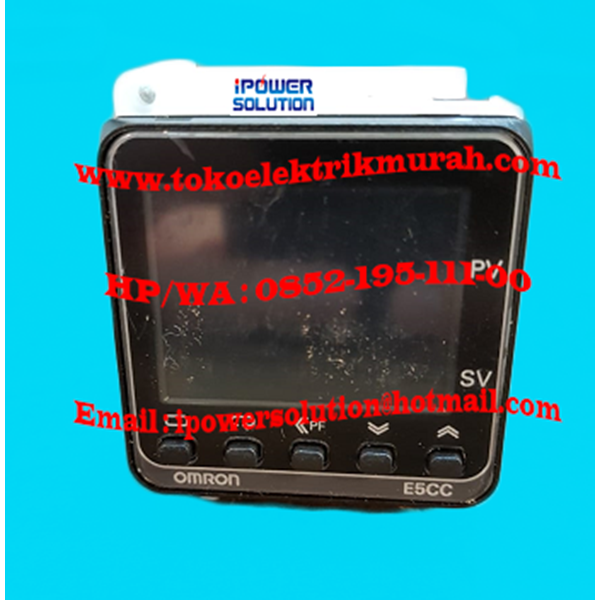 E5CC-RX2ASM-800 OMRON Digital Temperature Control