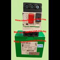 Schneider Circuit Breaker GV2ME20