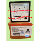 E243-01A-G-ND-ND Amperemeter Crompton  2