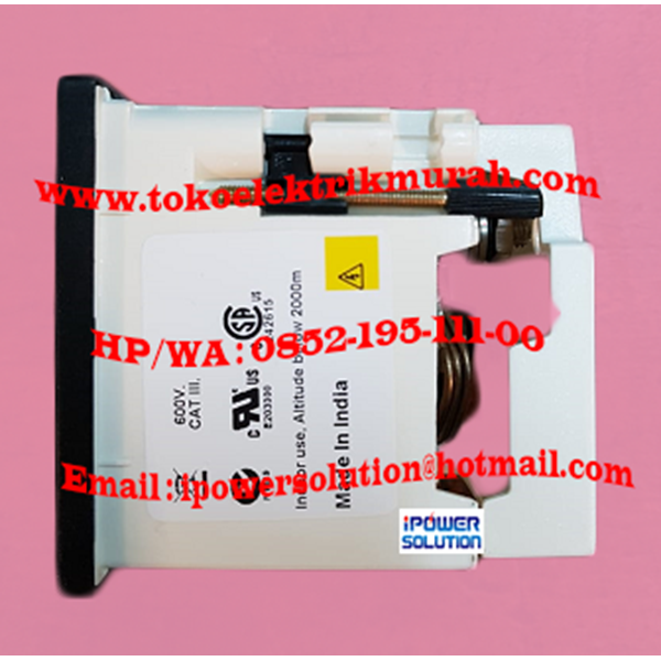 E243-01A-G-ND-ND Amperemeter Crompton