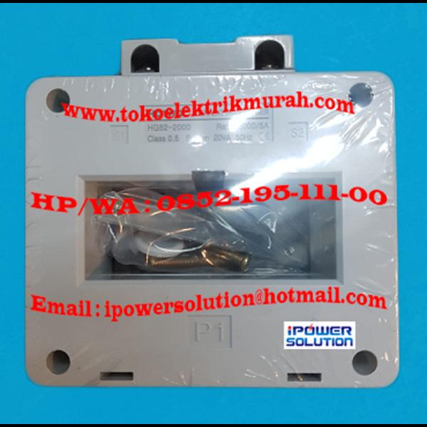 Current Transformer HOWIG HG82-2000