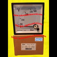 OBER SF-96 Voltmeter
