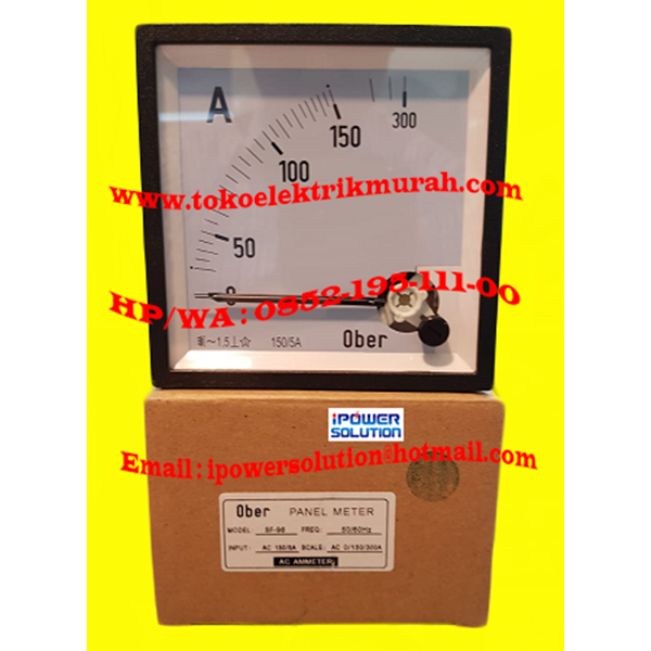 Amperemeter OBER SF-96