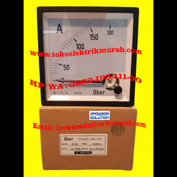 OBER SF-96 Amperemeter