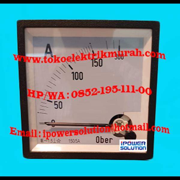 SF-96 Amperemeter OBER
