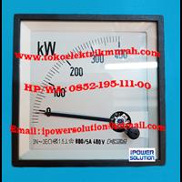 KW Meter Circutor WTC96AN