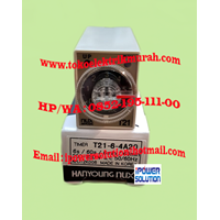 Hanyoung Timer T21-6-4A20