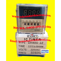 FORT DH48S-2Z Timer