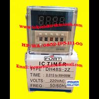 DH48S-2Z FORT Timer