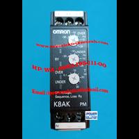 Monitoring Relay Omron K8AK-PM2 5A
