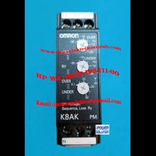 K8AK-PM2 5A  Monitoring Relay Omron