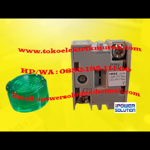 IDEC Tipe APW199 30V Pilot Light LED