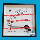 Ampermeter Circutor EC 96 5A 1