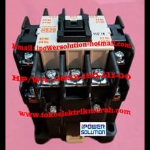 Contactor  HS20 690V Hitachi