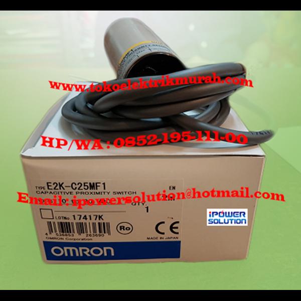 Omron Proximity Sensor  Tipe E2K-C25MF1  70Hz