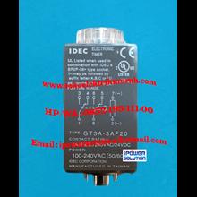 Timer IDEC GT3A-3AF20  5A