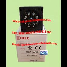 IDEC Timer GT3A-3AF20  5A